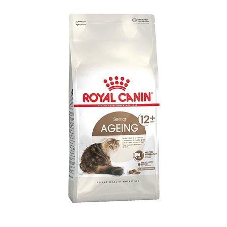 Корм сухой для кошек ROYAL CANIN Ageing 4кг пожилых
