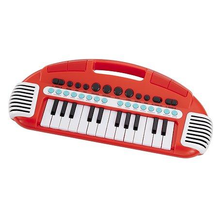 Игрушка ELC Клавиатура музыкальная Красная 143625