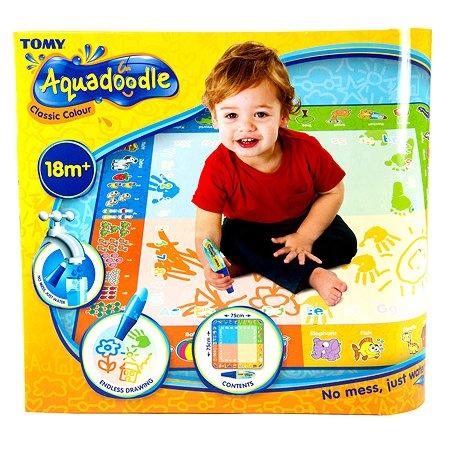 Набор для акварисования Tomy Аквадудл классический Цветной T72370