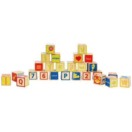 Кубики Hape ABC E0419_HP