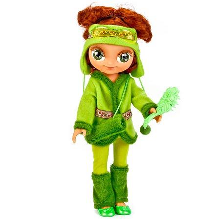 Кукла Карапуз Cказочный патруль Маша в зимней одежде SP0117-M-RU-W 18
