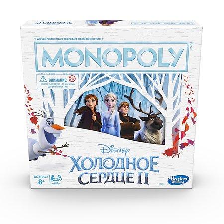 Игра настольная Hasbro Games Холодное сердце Монополия E5066121