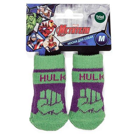 Носки для животных Triol Disney Marvel Халк M 12231037
