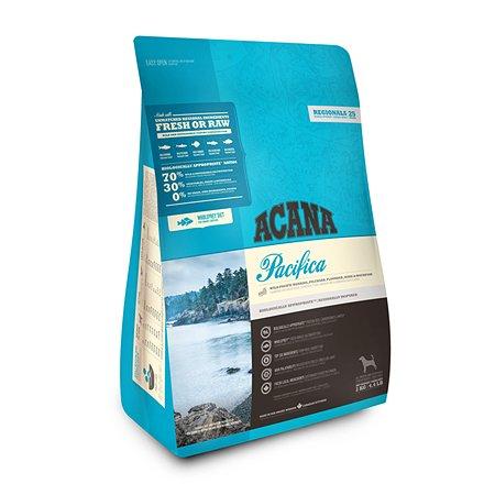 Корм для собак ACANA Regionals Pacifica Dog беззерновой рыба 2кг