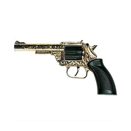 Пистолет Edison Giocattoli Sterling Metall Western 8-зарядный 0220/96