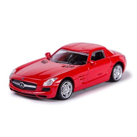 Машинка Rastar Mercedes SLS 1:43 Красная