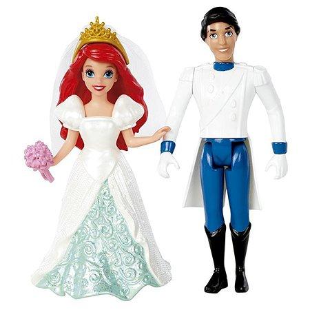 Набор Disney Princess Свадебная пара: Прицесса и Принц в ассортименте
