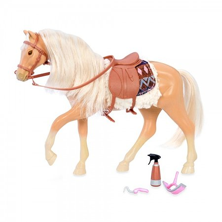 Лошадь Lori Американский скакун