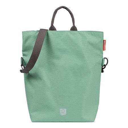 Сумка для коляски Greentom Diaper bag Mint