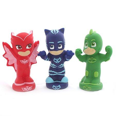 Игрушки для ванной PJ masks 3шт 32598