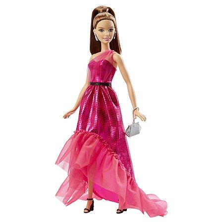 Кукла Barbie в вечернем платье-трансформере DGY71