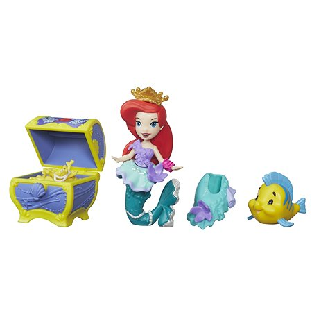 Набор Princess маленькая кукла Принцесса-Ариэль
