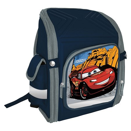 Рюкзак Kinderline Cars синий
