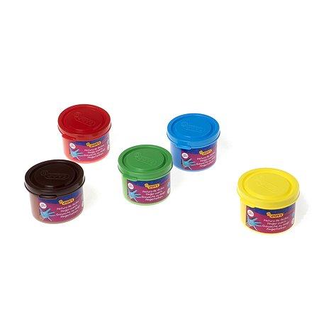 Краски Jovi для рисования руками 35мл*5цветов