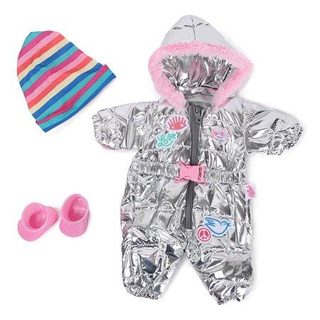Костюм для куклы Zapf Creation Baby Born зимний 826-942