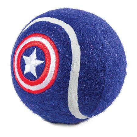 Игрушка для собак Triol Disney Marvel Капитан Америка Мяч теннисный 12191173