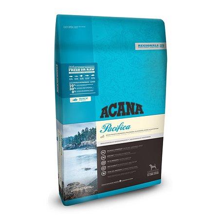Корм для собак ACANA Regionals Pacifica Dog беззерновой рыба 11.4кг
