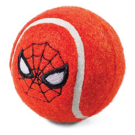 Игрушка для собак Triol Disney Marvel Человек-паук Мяч теннисный 12191174