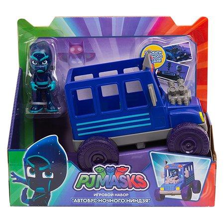 Игровой набор PJ masks Машина Ночного Ниндзя