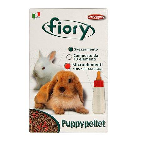 Корм для крольчат Fiory Puppypellet гранулированный 850г