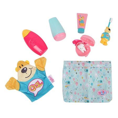 Аксессуары для куклы Zapf Creation Baby Born для мытья 827-116