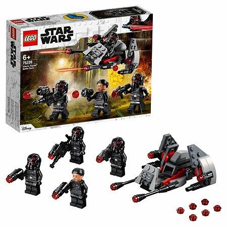 Конструктор LEGO Star Wars Боевой набор отряда Инферно 75226
