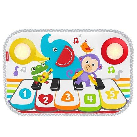 Игрушка Fisher Price Умные этапы Нажимай и играй на пианино GFJ53