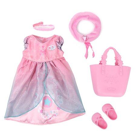 Платье для куклы Zapf Creation Baby Born для принцессы 824-807