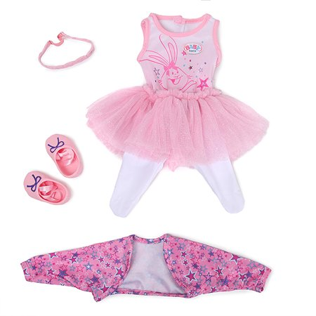 Одежда для куклы Zapf Creation Baby Born для балета 825-013