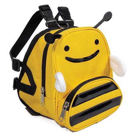 Рюкзак-шлейка для собак Triol Пчелка S 11361033