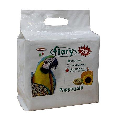 Корм для попугаев Fiory Pappagalli крупных 2.8кг