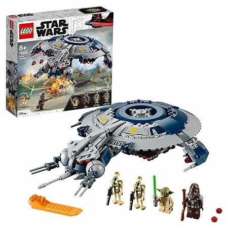Конструктор LEGO Star Wars Дроид-истребитель 75233