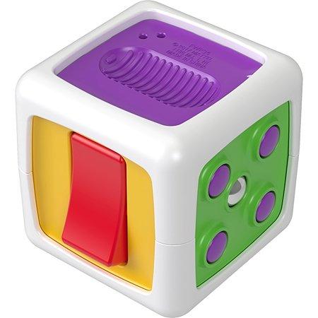 Игрушка Fisher Price Мой первый кубик-непоседа FWP34