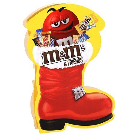 Набор подарочный M&MS Friends Boot 183г