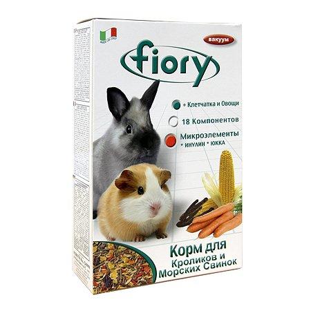 Корм для морских свинок и кроликов Fiory Conigli e cavie 850г