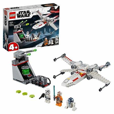 Конструктор LEGO Star Wars Звёздный истребитель типа Х 75235