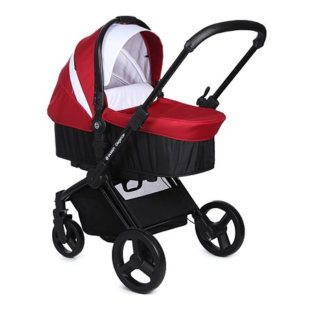 Коляска 2в1 Olsson Elegance Red B818