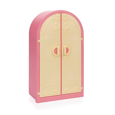 Шкаф для куклы Огонек Маленькая принцесса С-1505