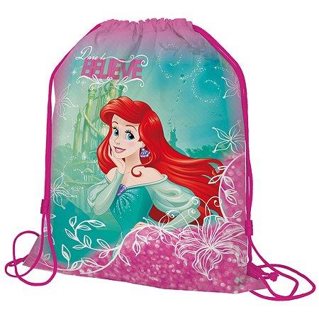 Сумка-рюкзак для обуви Kinderline Princess