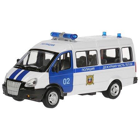 Машина Технопарк ГАЗ Газель Полиция 188068
