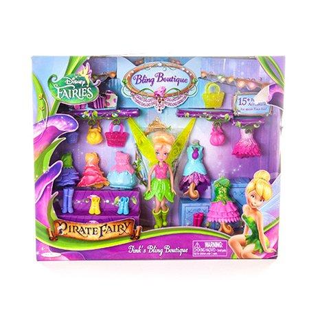 Набор Disney Мини-куклы феи с аксессуарами в ассортименте