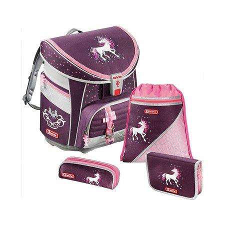 Ранец Hama Step By Step Light Unicorn фиолетовый / розовый