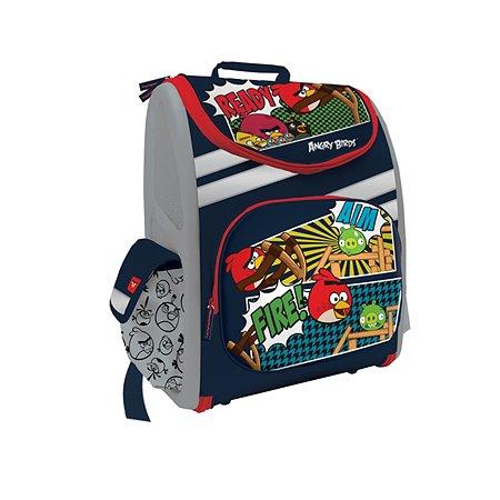 Ранец Kinderspielwaren Angry Birds (синий)