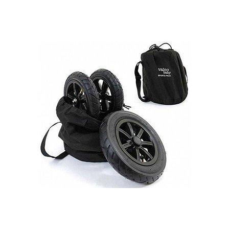 Комплект надувных колес Valco baby Sport Pack для Snap Silver