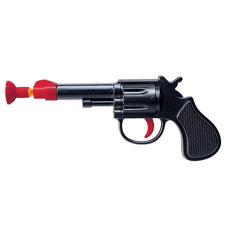 Пистолет BAUER Спецагент со стрелами на присосках (в пакете)