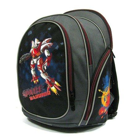 Рюкзак школьный Mag Taller Space warrior(серый)