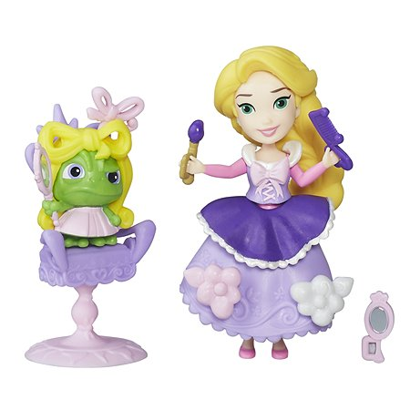 Набор Princess маленькая кукла Принцесса-Рапунцель