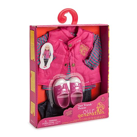 Набор одежды Our Generation для куклы