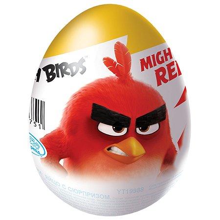 Яйцо шоколадное Конфитрейд с сюрпризом лицензия 20г