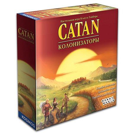 Игра настольная Hobby World Колонизаторы 1576